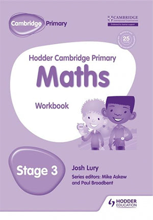 Maths Workbook 3 (Cambridge Primary)