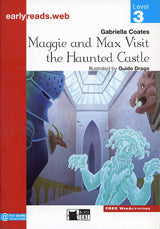 Maggie And Max Visit The Haunted Castle (@Audio)Fw