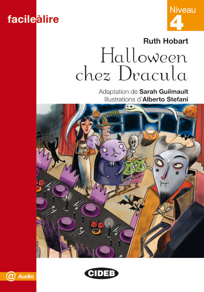 Halloween Chez Dracula (Audio @)