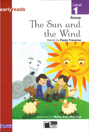 The Sun And The Wind (Audio @)+Ereaders