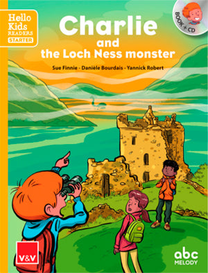 Charlie And The Loch Ness Monster (Hello Kids)