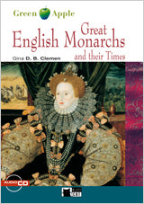 Great English Monarchs+Cd