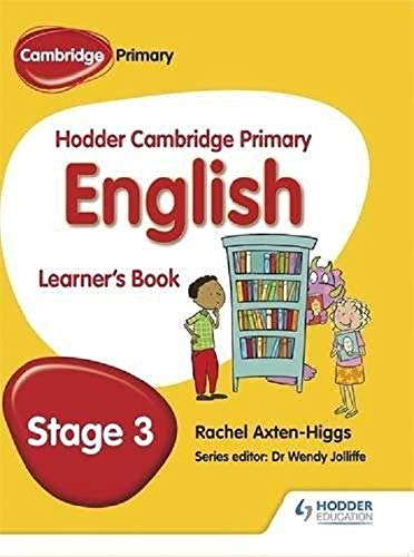 Hodder Cambridge Primary English Stage 3