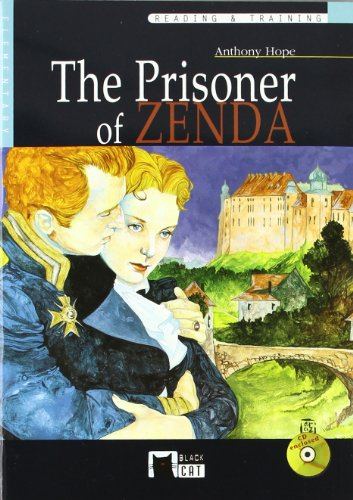 The Prisioner Of Zenda+Cd