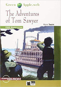 The Adventures Of Tom Sawyer+Cd-Rom (Fw)