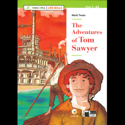 The Adventures Of Tom Sawyer+Cd (Ga) Life Skills
