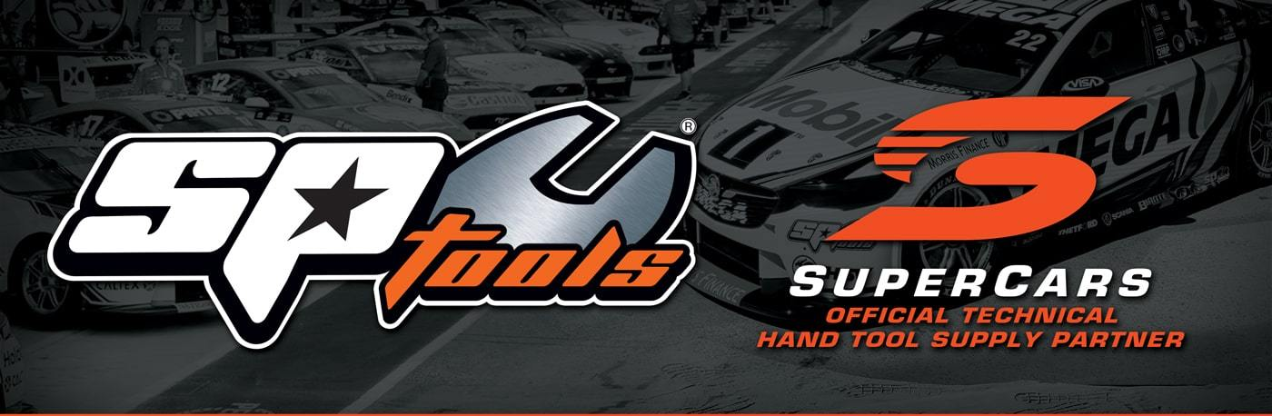 SP TOOLS ANNOUNCES OFFICIAL HAND TOOL SUPPLY PARTNERSHIP | SUPERCARS