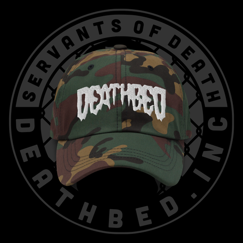 DB Deathcore Dad Hat (Camo Edition)