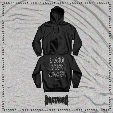 DB I Am The Devil Champion Hoodie