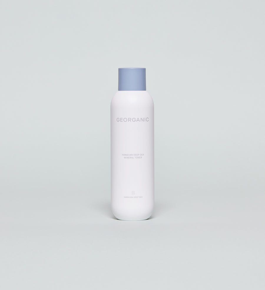 Hawaiian Deep Sea Mineral Toner | 200ml