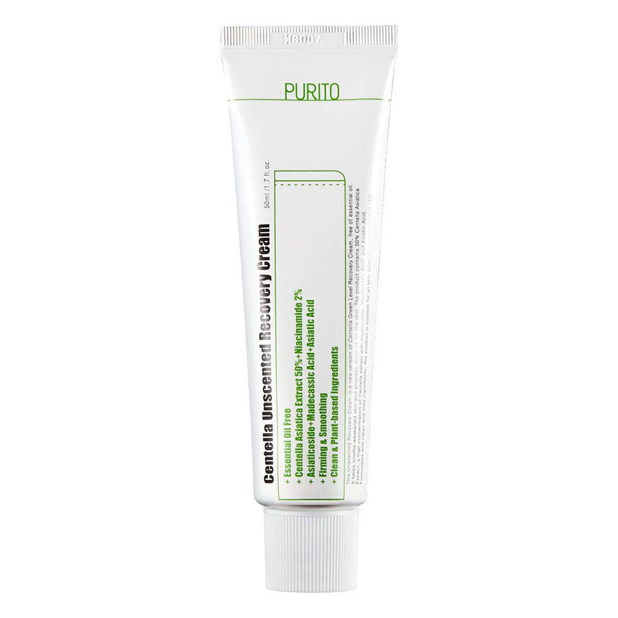 Centella Unscented Recovery Cream | 50ml
