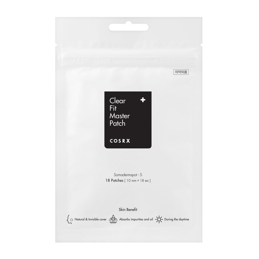 Clear Fit Master Acne Patch | 18ea
