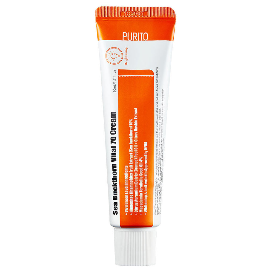 Sea Buckthorn Vital 70 Cream | 50ml