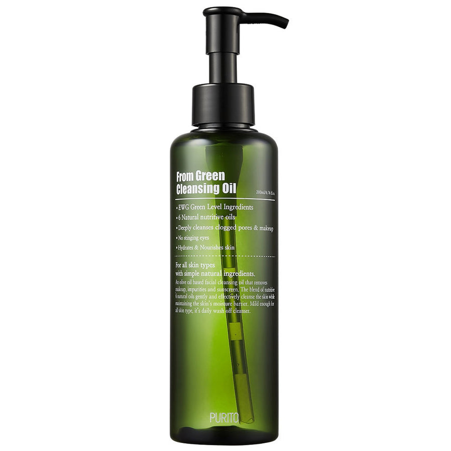 From Green Cleansing Oil | 200ml