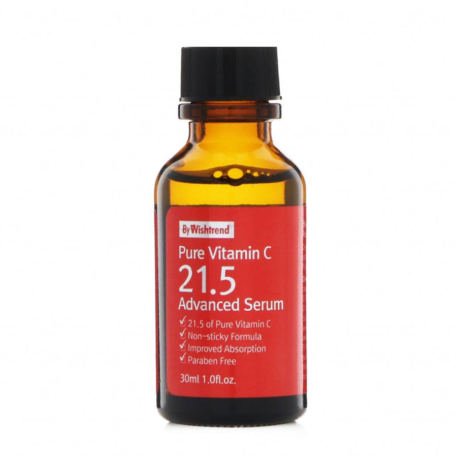 Pure Vitamin C 21.5% Advanced Serum | 30ml