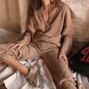 Women'S Casual Loose Sweater Suit