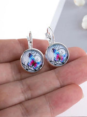 Synthetic Cute Drop Earring