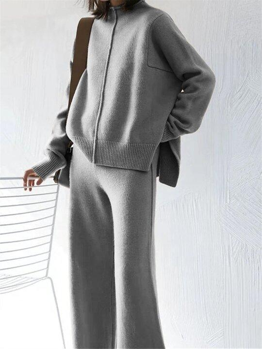 Women's Loose fashion casual suit