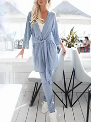 Women'S Bag Loose Casual Two-Piece Suit