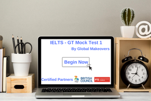 Paper Based IELTS GT (Per Test)