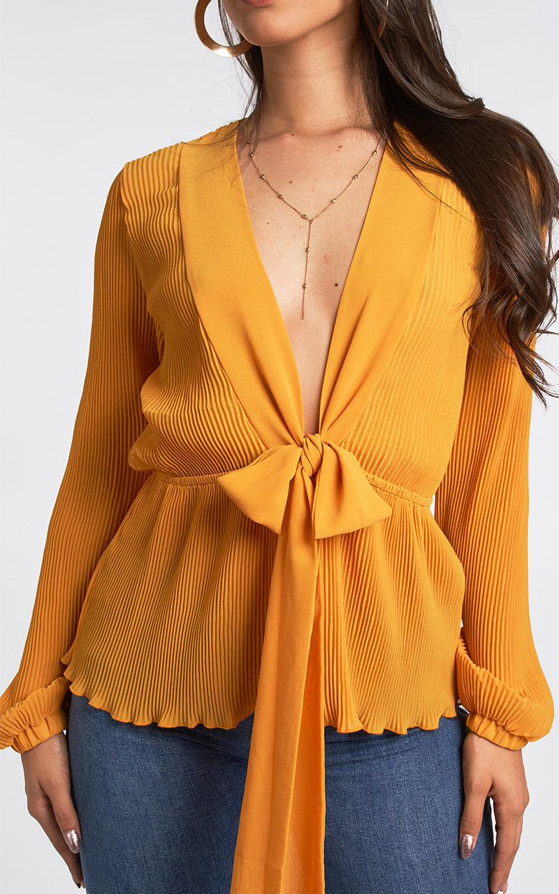 EVERYTHING YOU NEED BLOUSE