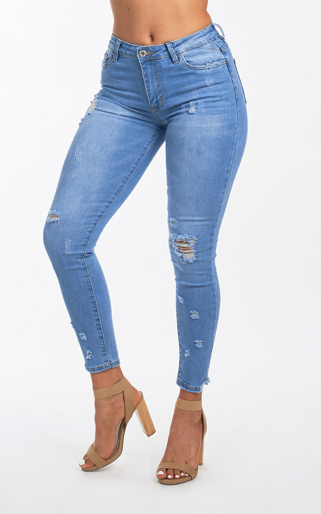 BACK IT UP JEANS