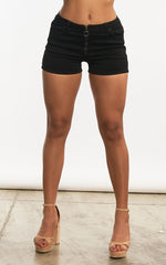 SHORT CON ZIPPER