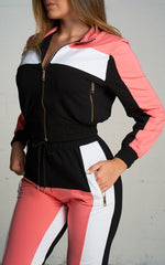 SPORTY CHIC COLOR BLOCK SET
