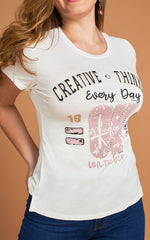 CREATIVE THINKERS T-SHIRT