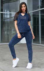 DENIM LOVER T-SHIRT