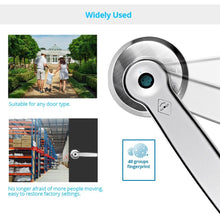 Load image into Gallery viewer, Fingerprint Smart Biometric Door Lock