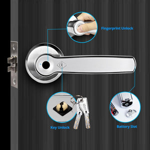 Fingerprint Smart Biometric Door Lock