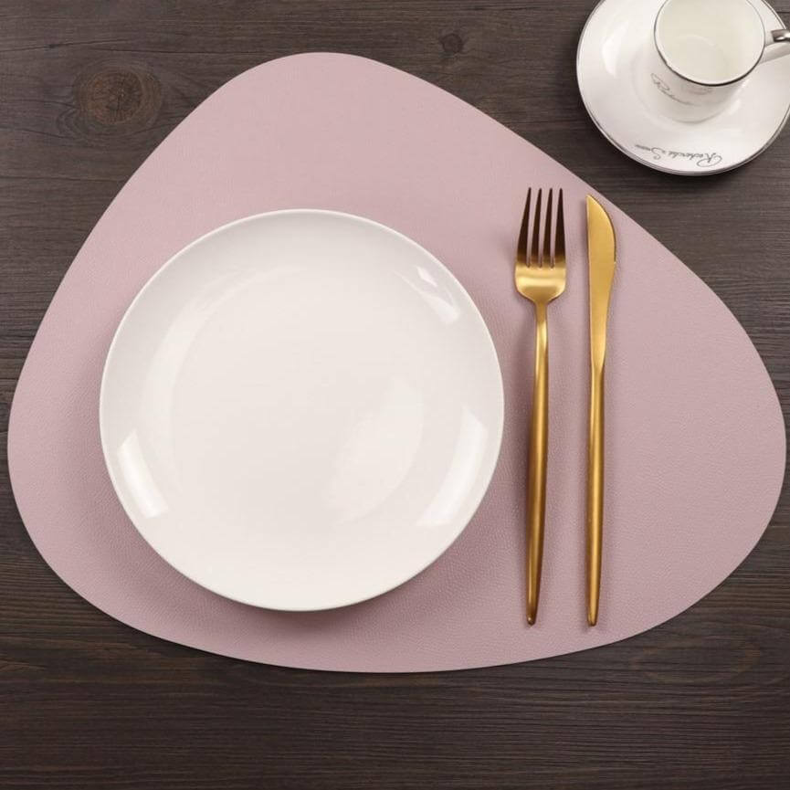Vegan Leather Table Mat