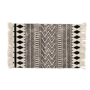 Aziza Canvas Handwoven Rug