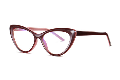 Bprotectedstore_Cleo_Anti-Blue_Light_Cats_Eye_Maroon&Pink_Side