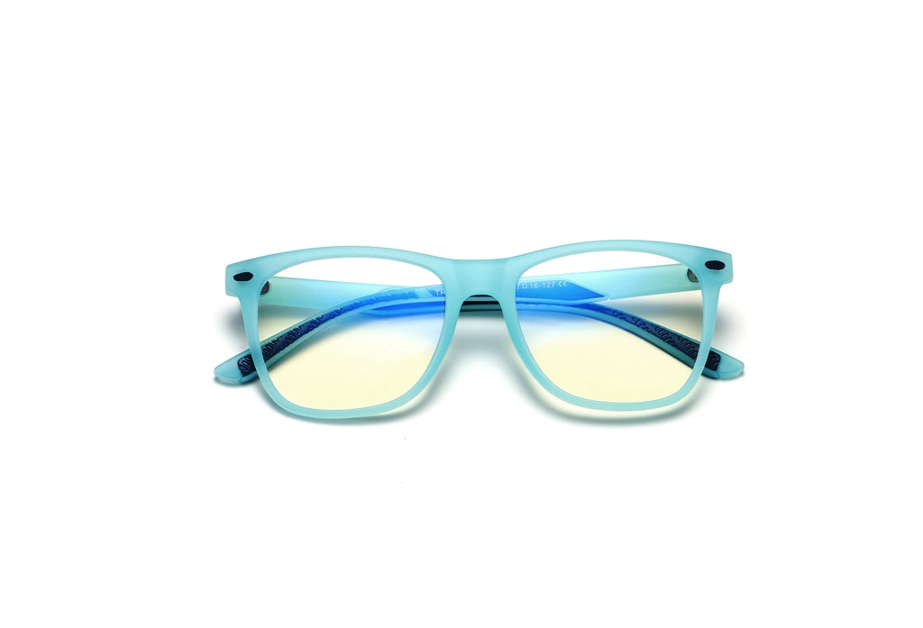 Kids-Unisex-Anti-Blue-Light-Glasses-Transparent-Turquoise-Front.jpg