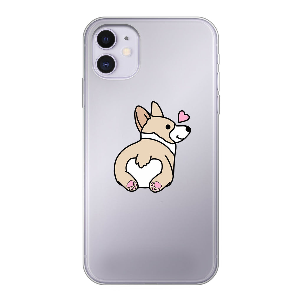 iPhone - Corgi Handyhülle - PinkSheeny