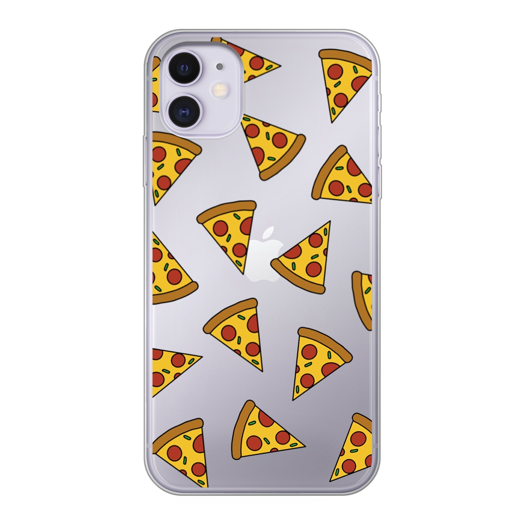 iPhone - Pizza Handyhülle - PinkSheeny