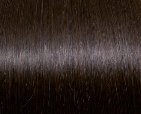 Seiseta - Brown (4) - Keratin Russian Hair Extensions (20pack -Bonded)