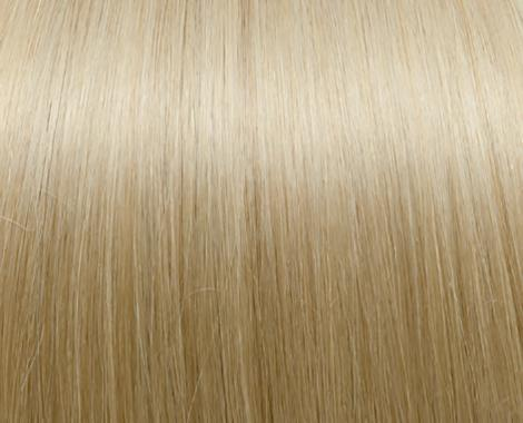 Seiseta - Very Light Ash-Blond (1002) Keratin Russian Hair Extensions (20pack -Bonded)