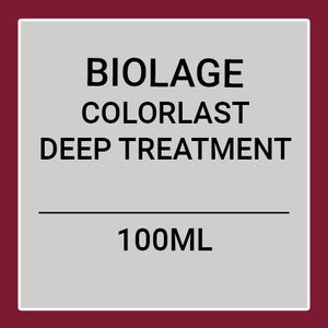 MATRIX BIOLAGE COLORLAST DEEP TREATMENT (100ML)