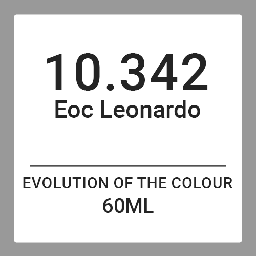 ALFAPARF Evolution Of Colour  LEONARDO 10.342 (60ml)