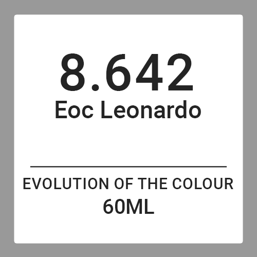 ALFAPARF Evolution Of Colour  LEONARDO 8.642 (60ml)