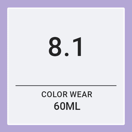 ALFAPARF Color Wear 8.1 (60ml)