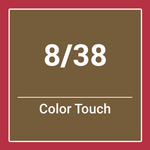 Wella  Color Touch Rich Naturals 8/38 (60ml)