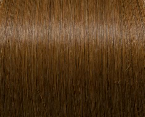 Seiseta -  Deep Copper Golden blond (17) -Keratin Russian Hair Extensions (20pack -Bonded)