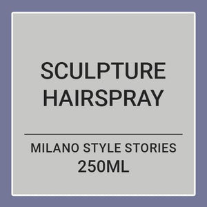 ALAPARF  MILANO STYLE STORIES SCULPTURE HAIRSPRAY (250ML)