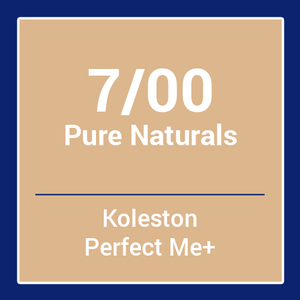 Wella  Koleston Perfect Me + Pure Naturals 7/00 (60ml)