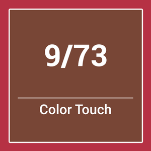 Wella Color Touch Deep Browns 9/73 (60ml)