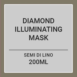 ALAPARF  SEMI DI LINO DIAMOND ILLUMINATING MASK (200ML)
